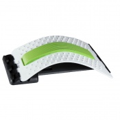 Pro11 Back Stretcher with Acupressure Points and Padded Cushioning