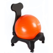 Pro11 Balance Ball Posture Chair with Wheels