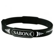 Sabona Pro Magnetic Sports Bracelet in Black