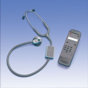 Smartscope for the Auscultation Simulator