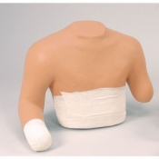 Stump Bandaging Upper Torso