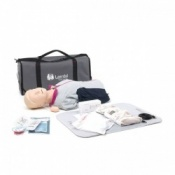 Laerdal Resusci Anne QCPR AED Mannequin (Torso in Carry Bag)