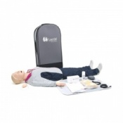 Resusci Anne QCPR D Airway Full Body in Trolley Bag