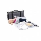 Resusci Anne QCPR D Airway Torso in Carry Bag