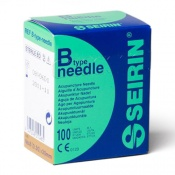 Seirin Type B 0.30mm x 30mm Needles 1000 Pack