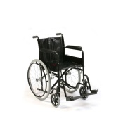 Drive Medical S1 Steel Self Propelled Wheelchair