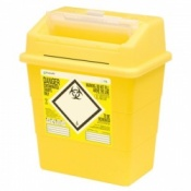 Sharpsafe 13 Litre Protected Access Sharps Disposal Unit (Pack of 20)