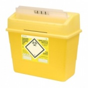 Sharpsafe 30 Litre Protected Access Sharps Disposal Unit (Pack of 10)