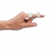 Rolyan Sof Stretch Coil Finger Extension Splint