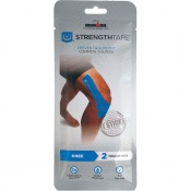 StrengthTape Kinesiology Tape Pre-Cut Knee Kit