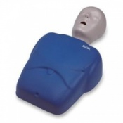 TMAN1 Adult/Child CPR Prompt Blue Training Manikin