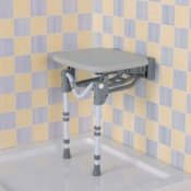 Shower Seat - Tooting Padded Seat