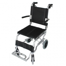 Z-Tec Lightweight Aluminium Travel Wheelchair