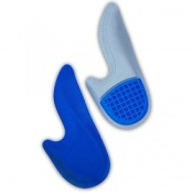 Tulis Diamondbacks Gel Heel with Arch Supports