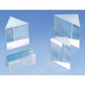 Crown Glass Prism 60 Degrees 45 mm X 50 mm
