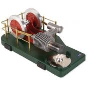 Simple Stirling Engine