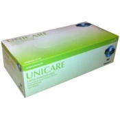 Unicare Latex Powder Free Gloves