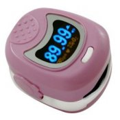 Daray V406 Paediatric Fingertip Pulse Oximeter Pink