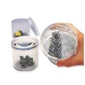 Bottle Magnifying Glasses With Millimetre Grid 150 ml