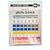 Ph Indicator Test Sticks Measuring Range Ph 0.0 - 6.0