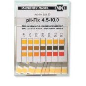 Ph Indicator Test Sticks Measuring Range Ph 4.5 - 10