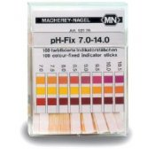 Ph Indicator Test Sticks Measuring Range Ph 7.0 - 14