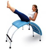 Body Arch Traction Table - Dark Blue