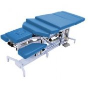 Electrical Drop Table - Dark Blue