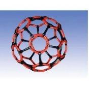 Orbit Colour Wave - Carbon 60 - FullereneShape �Bucky-Ball�