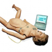Noelle Interactive Birthing Simulator With Laptop Computer