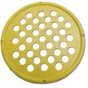 Cando Web 7 Inches Diameter - Yellow/X-Light