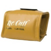 Cando Cuff Weight - 3 lb. Gold