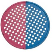 Cando Multi-Resistance Web - Red/Blue - Light/Heavy