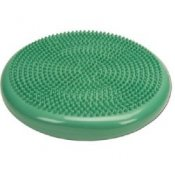 Cando Inflatable Vestibular Disc Green 35cm Diameter13.8