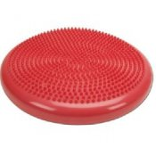 Cando Inflatable Vestibular Disc Red 35cm Diameter13.8