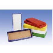 Slide Box For 50 Slides Blue