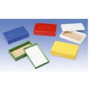 Slide Box For 25 Slides Green