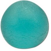 Cando Hand Exercise Ball - Green/Medium - Circular