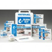 WaterJel Industrial Burn Kit