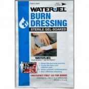 WaterJel Small Burn Dressing 10cm x 10cm (Pack of 20)