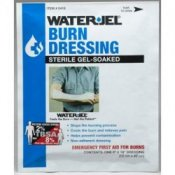 WaterJel Burn Dressing 10cm x 40cm (Pack of 10)