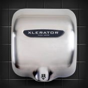 Xlerator High Speed Energy Efficient Hand Dryer - Stainless Steel
