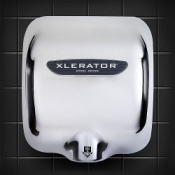 Xlerator High Speed Energy Efficient Hand Dryer - Chrome