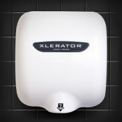 Xlerator High Speed Energy Efficient Hand Dryer - White