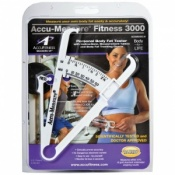AccuMeasure Fitness 3000 Personal Body Fat Tester
