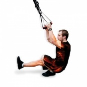 66fit Bodyweight Suspension Strength Trainer & Carry Bag