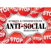 Actions and Consequences of Anti-Social Behaviour Discussion Cards