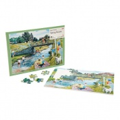 Active Minds Spring Stream Dementia Jigsaw Puzzle (35 Pieces)