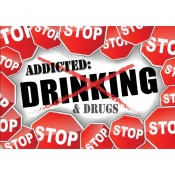 Addicted: Drinking and Drugs Discussion Cards