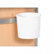 Additional 2.5 Litre Bin and Bracket for the Sunflower Medical Drug Administration Trolleys